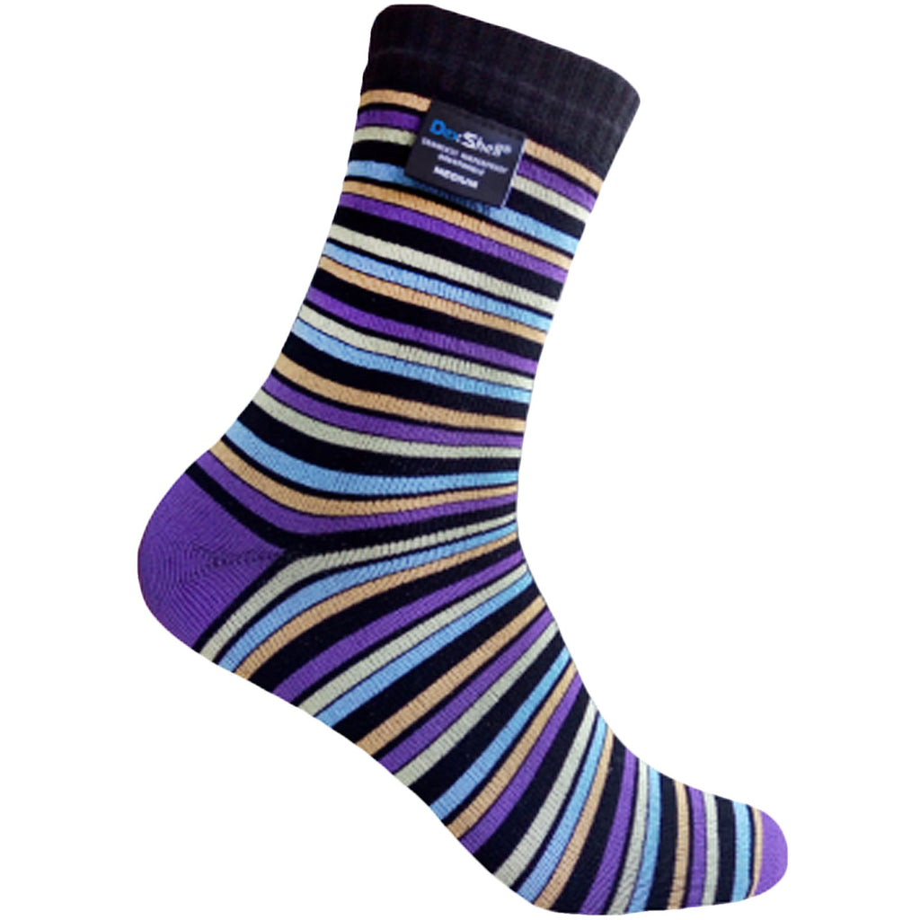 DexShell Ultra Flex Socks - Striped