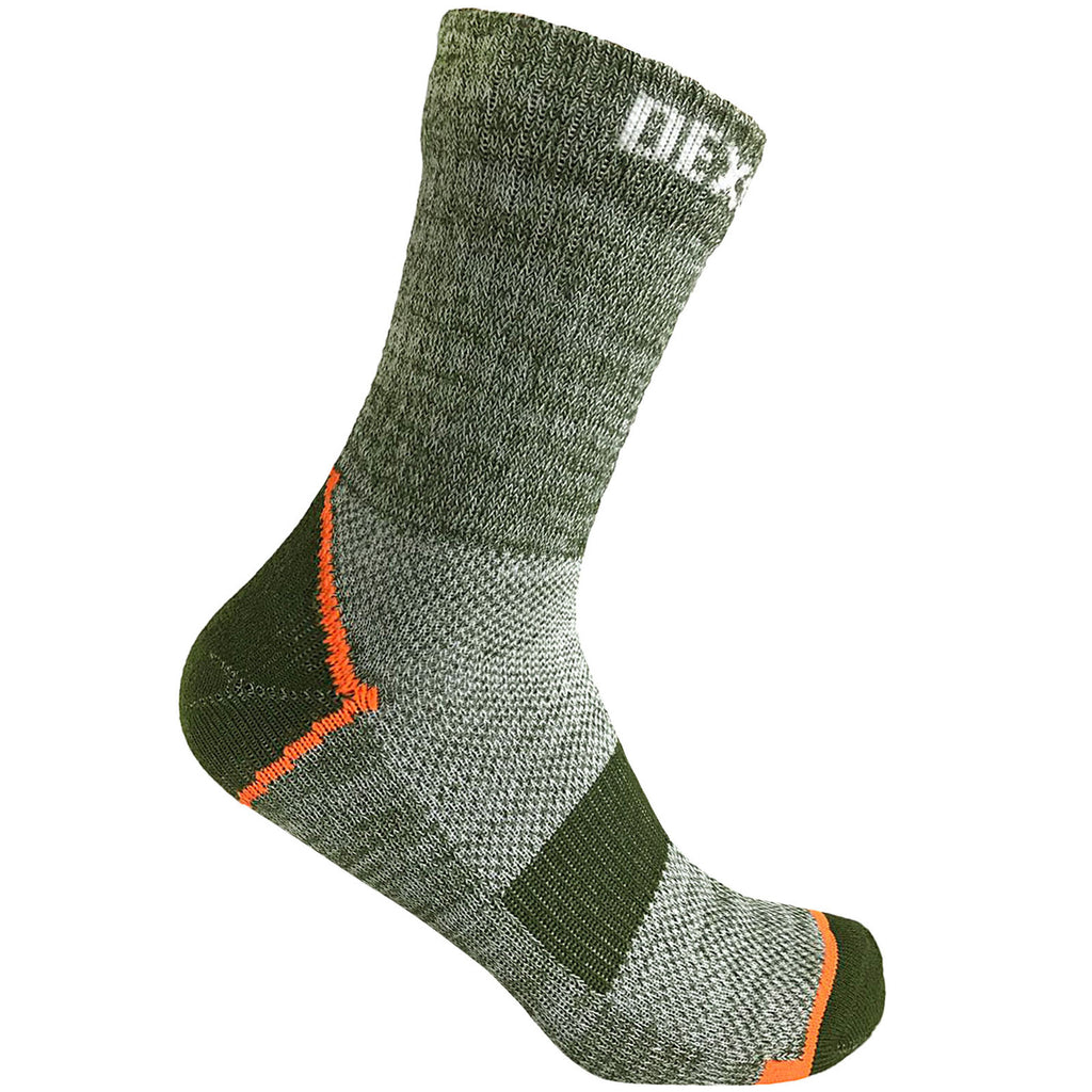 DexShell Terrain Ankle Socks - Pale Green