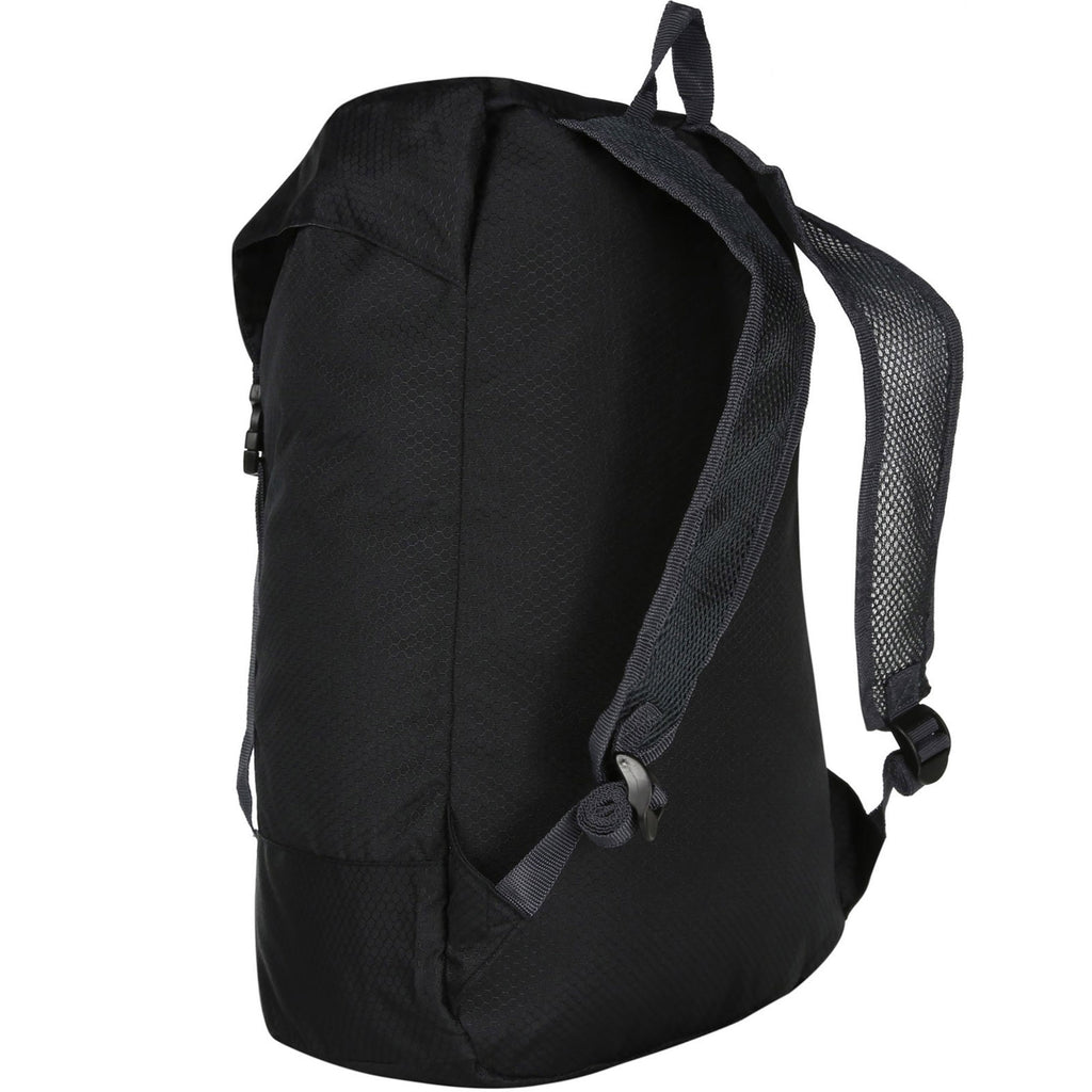 Regatta Unisex Easypack II 25L Packaway Backpack - Black