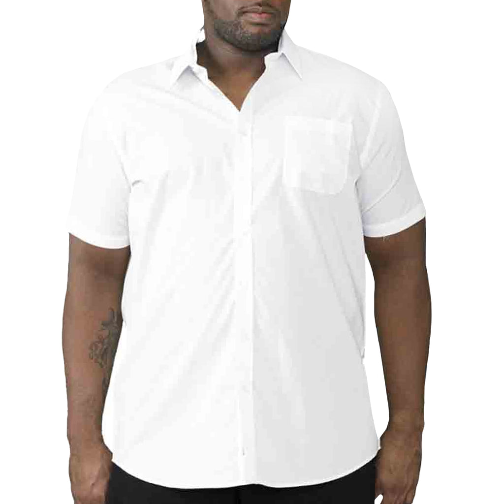 Duke D555 Delmar Big Tall Shirt - White