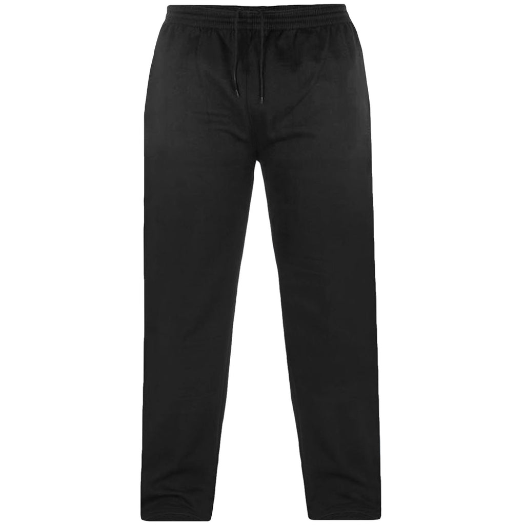 Duke D555 Rockford Albert Jogging Bottoms - Black