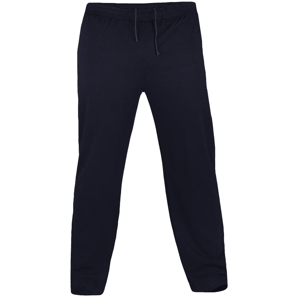 D555 Rory King Size Jogging Bottoms - Navy