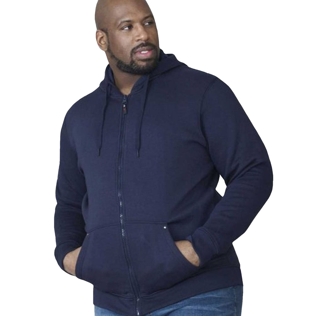 Duke Rockford Cantor King Size Big Tall Hoodie - Navy