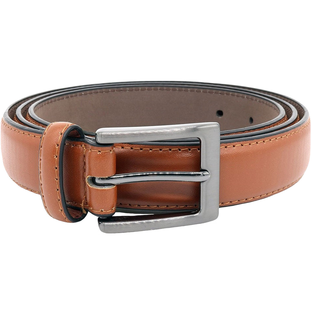Duke D555 Anthony Stitched Belt - Tan