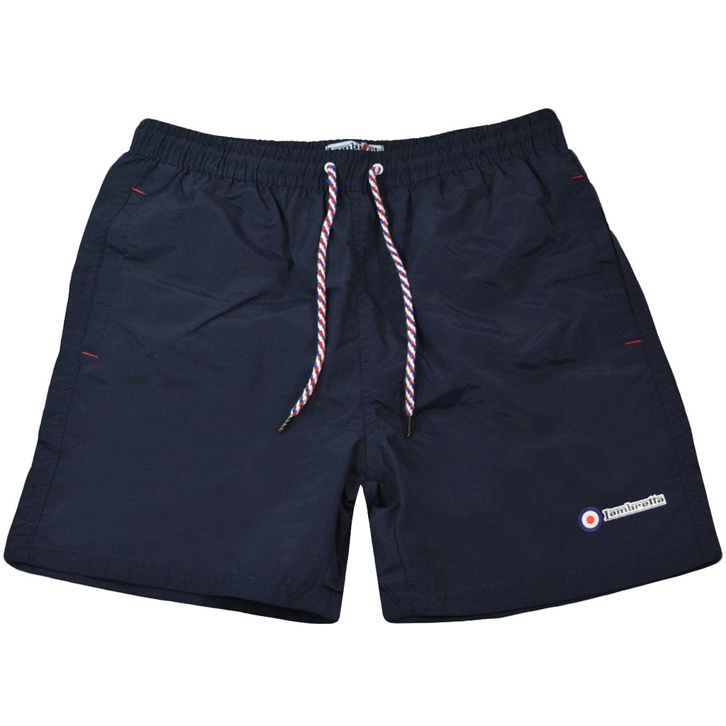Lambretta Swimming Shorts - Navy