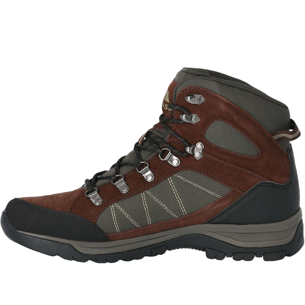 Trespass Mens Chaves Boots - Brown
