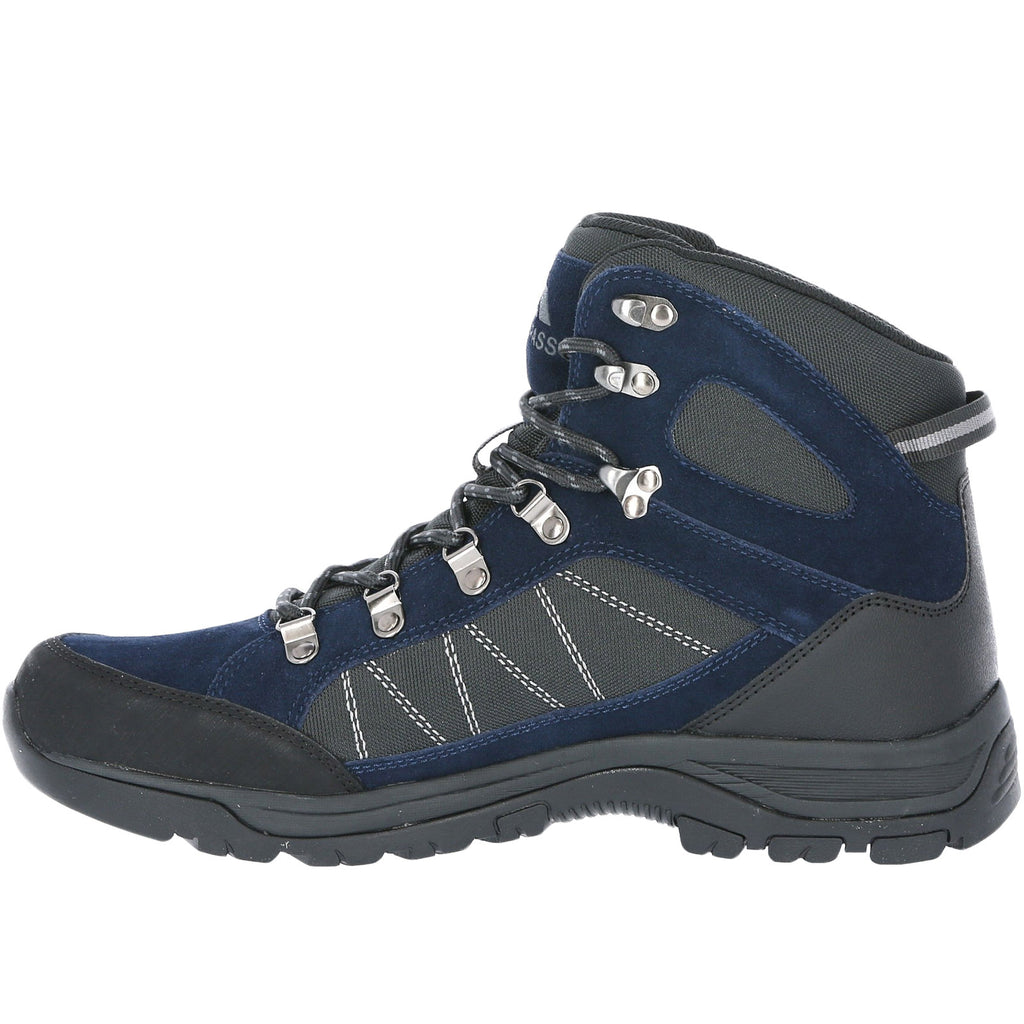 Trespass Mens Chaves Boots - Blue