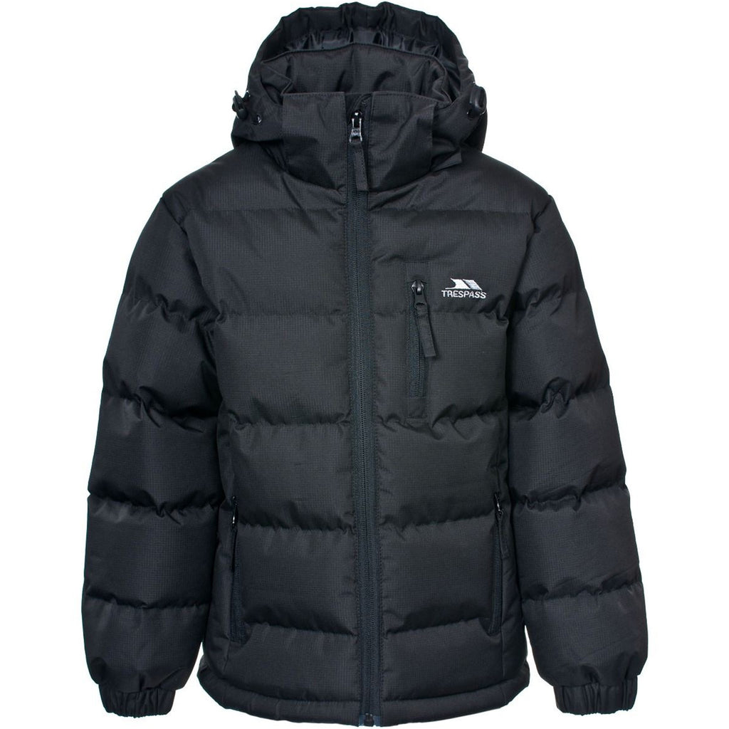 Trespass Tuff Padded Jacket - Black