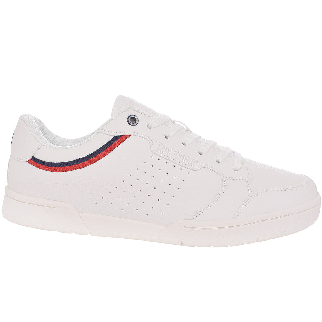 Lambretta Mens Minneapolis Trainers - White