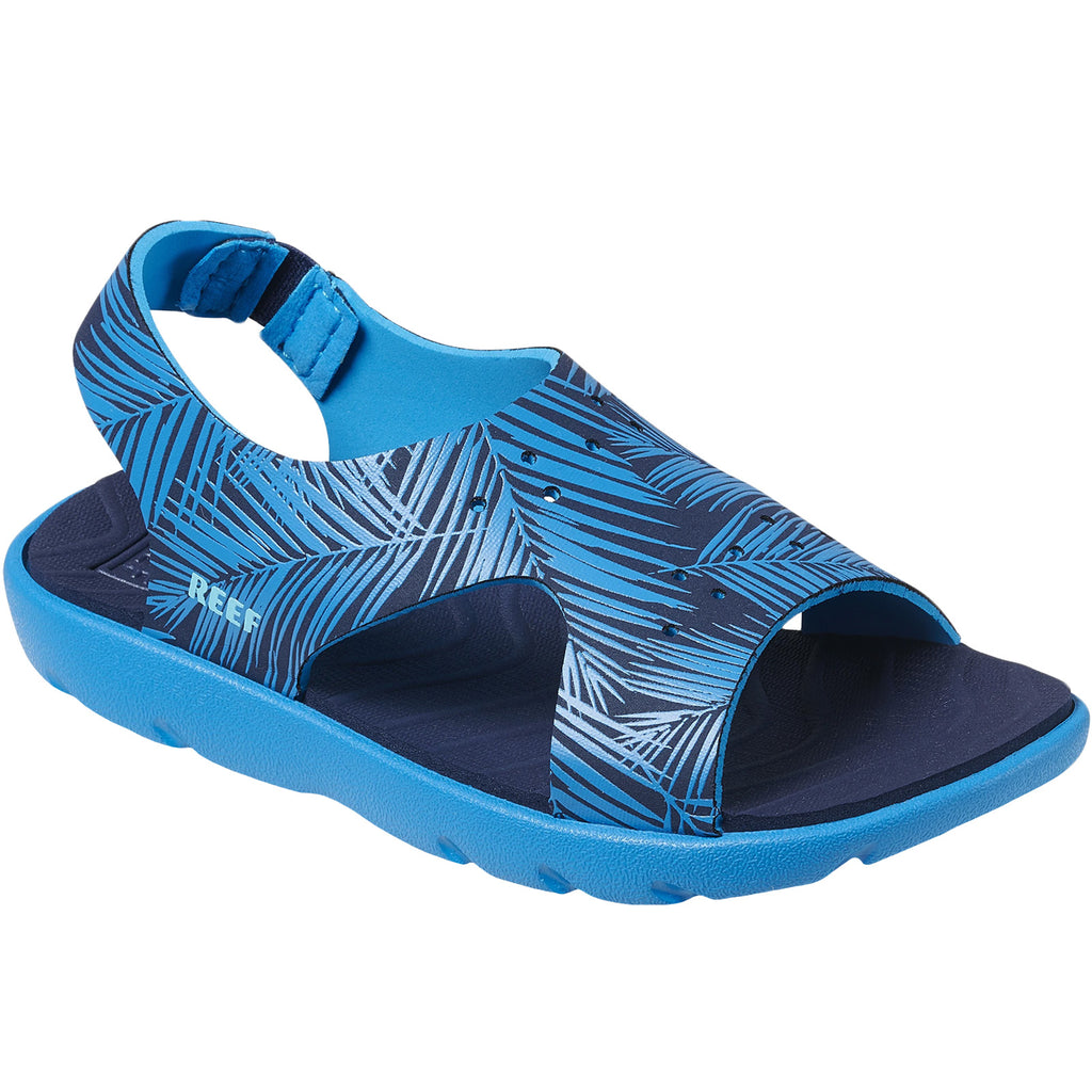 Reef Little Beachy Kids Boys Sandals - Navy