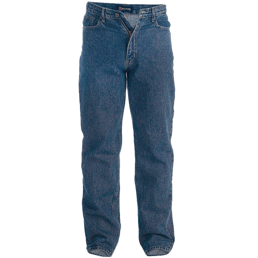 D555 Rockford Comfort Big Tall Jeans - Blue