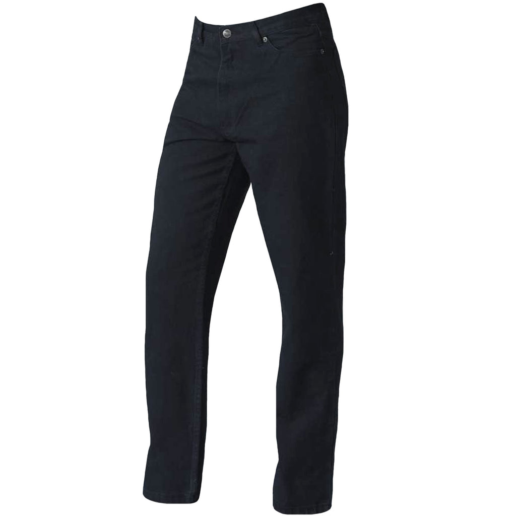 D555 Rockford Comfort Big Tall Jeans - Black