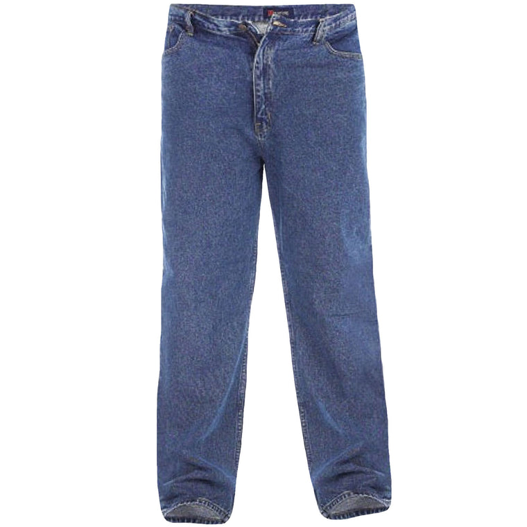 Duke Rockford King Size Denim Jeans - Blue