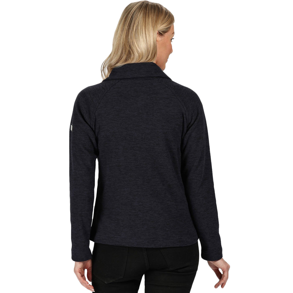 Regatta Womens Zaylee Fleece Jacket - Navy