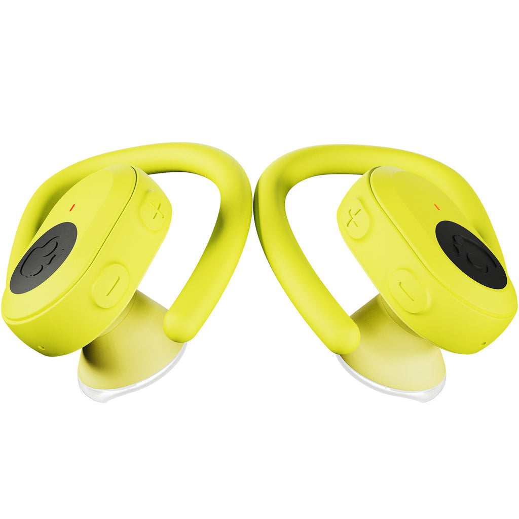 Skullcandy Push Ultra True Wireless Earbuds & Charging Case - Energized Yellow
