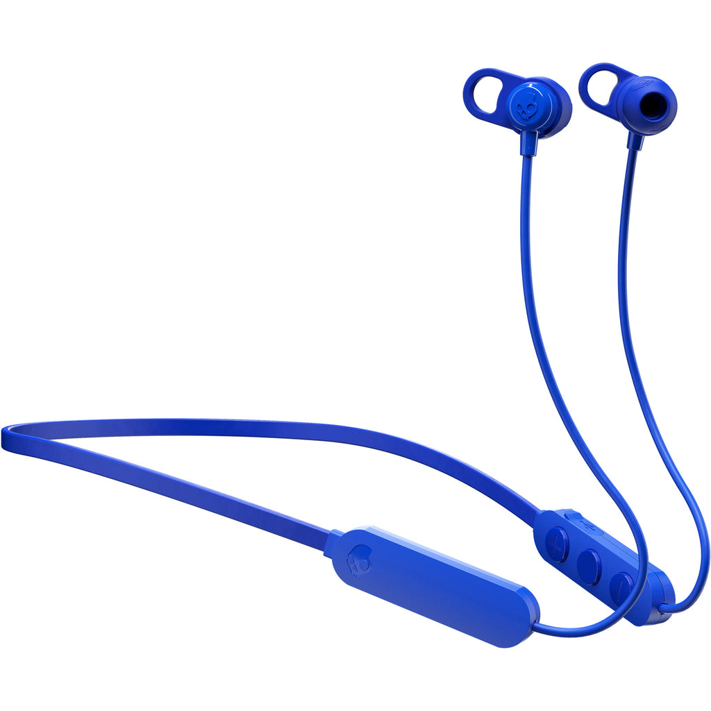 Skullcandy Jib + Wireless In-Ear Earphones Headphones Earbuds - Cobalt Blue