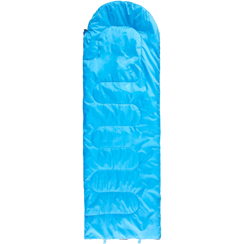 Trespass Adults Snooze 2 Season Sleeping Bag - Blue