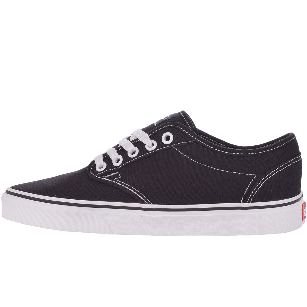 Vans Womens Atwood Trainers - Black