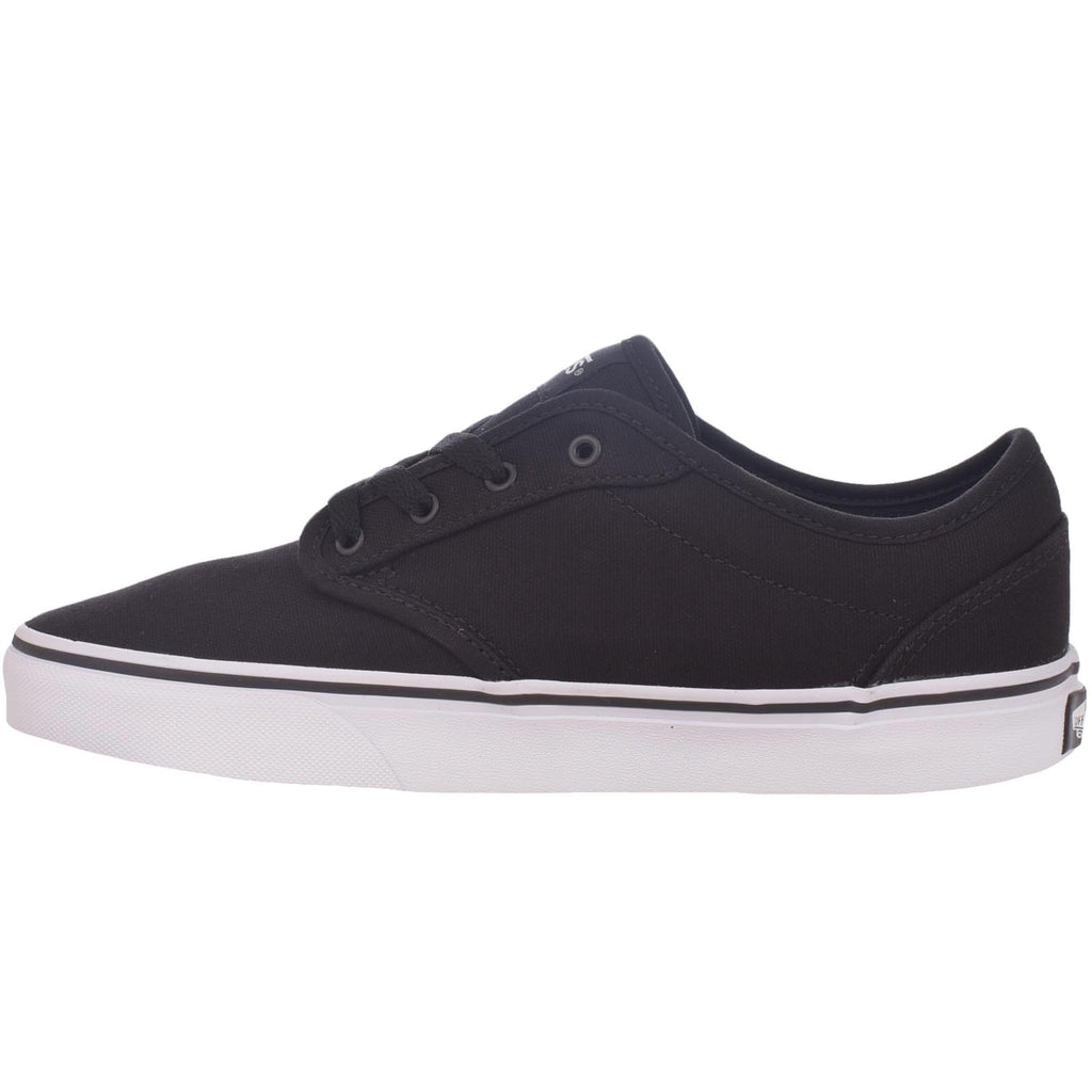 Vans Junior Kids Atwood Canvas Trainers - Black