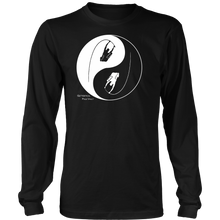 M's Pole Vault Ying & Yang Long Sleeve
