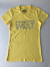 Women's Year of the Vault Shirt Front