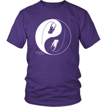 M's Pole Vault Ying & Yang Tee