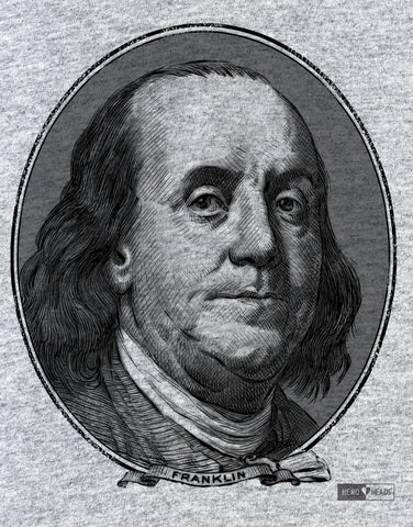 Benjamin Franklin - Youth Tee