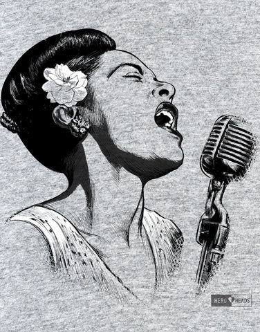 Billie Holiday - Baby Onesie
