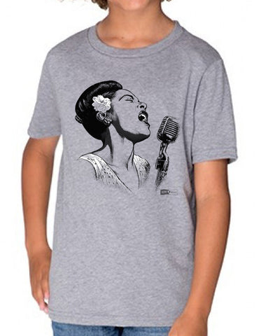 Billie Holiday - Youth Tee