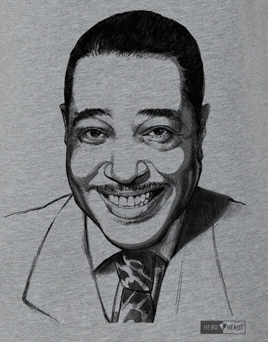 Duke Ellington - Men's Crew Tee