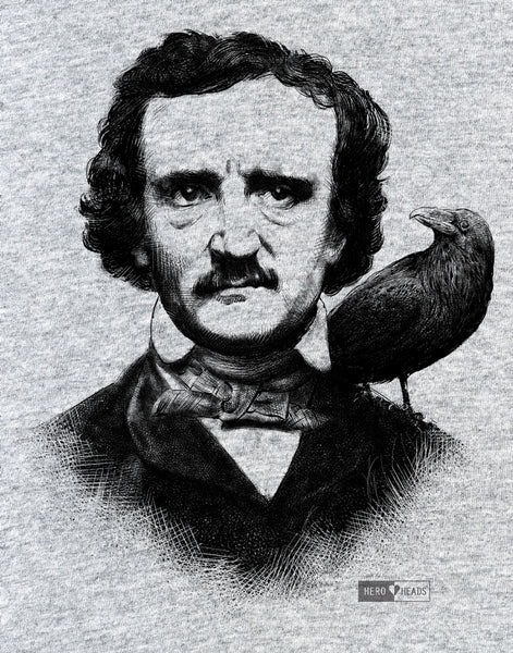 Edgar Allen Poe - Youth Tee