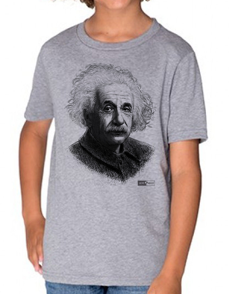 Albert Einstein - Youth Tee