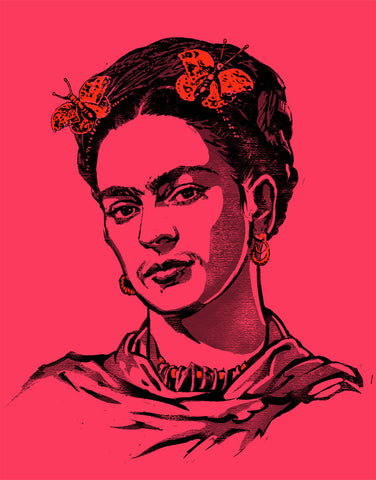 Frida Kahlo - Youth crew t-shirts