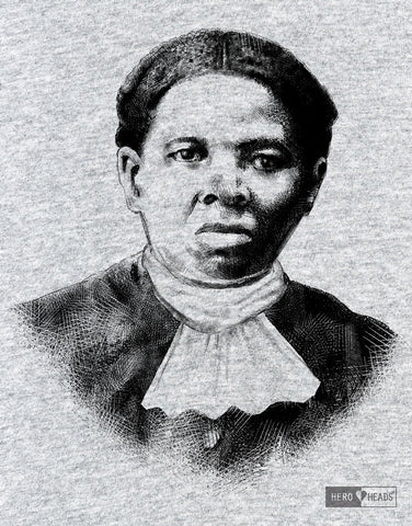 Harriet Tubman - Unisex Hooded Sweatshirt