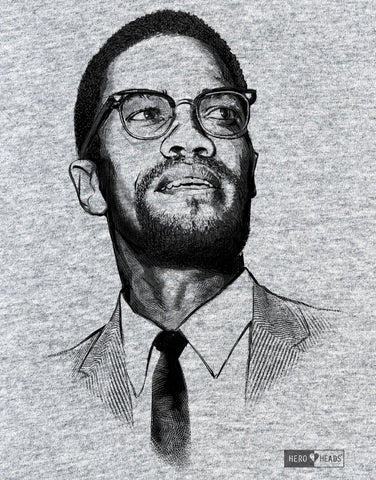 Malcolm X - Youth Tee