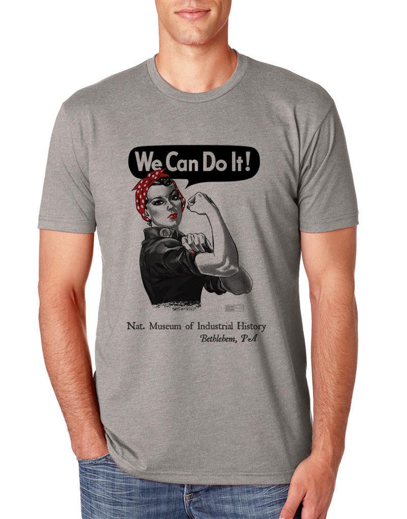 Rosie the Riveter - Unisex Crew Tee