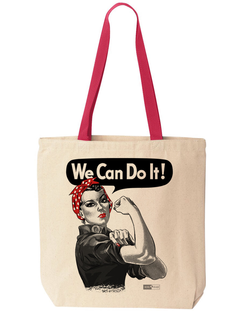 Rosie the Riveter - Tote Bag