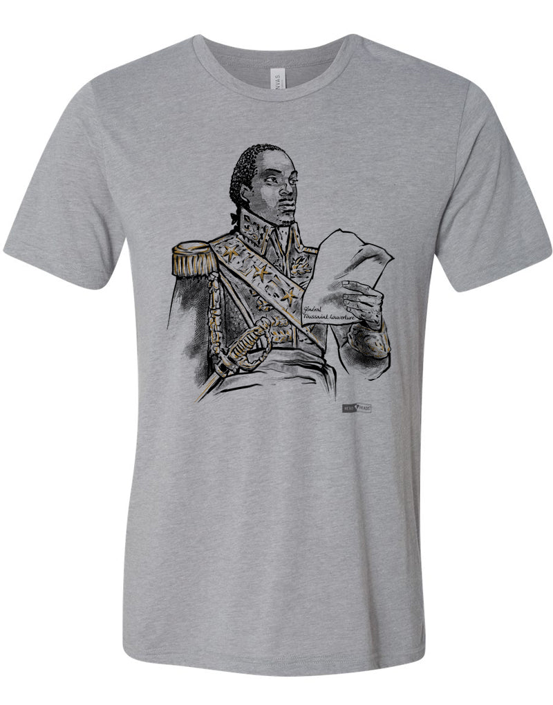 Toussaint Louverture - Men's Crew Tee