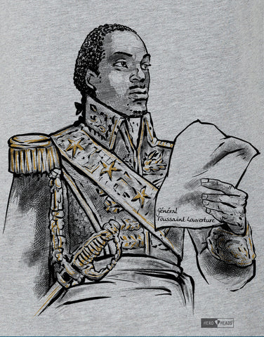 Toussaint Louverture - Unisex Hooded Sweatshirt