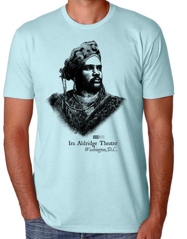 Ira Aldridge - Men's Crew Tee