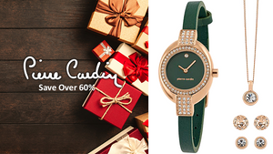 Pierre Cardin Watch and Jewellery Sets