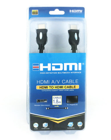 1.8m HDMI to HDMI A/V Cable for R69.99.