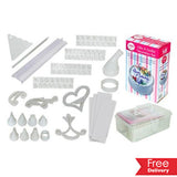 100 Piece Cake & Cookie Decorating Set For R199.99 Including Delivery