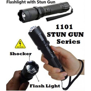 Police Flashlight Taser 2 Pack