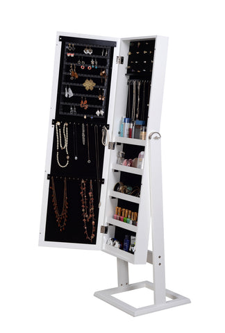 Full Length Dressing Jewellery Cabinet With Mirror For R1229.99 Including Delivery