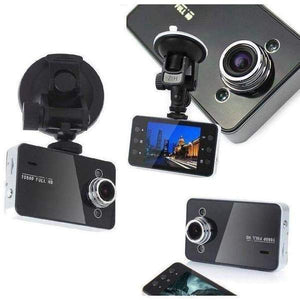 "Vehicle Blackbox Camcorder 2.4"" 1080P DVR"