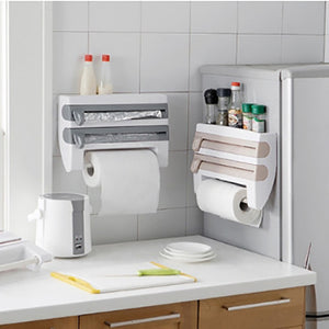 3 in 1 Kitchen Paper Dispenser