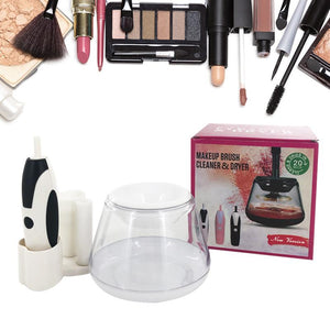 Make-Up Brush Cleaner and Dryer