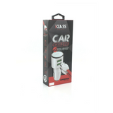 Klass Paris 3.4A Dual USB Car Charger