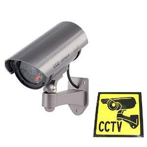 Waterproof IR LED Dummy Security Camera For R149.99 Including Delivery